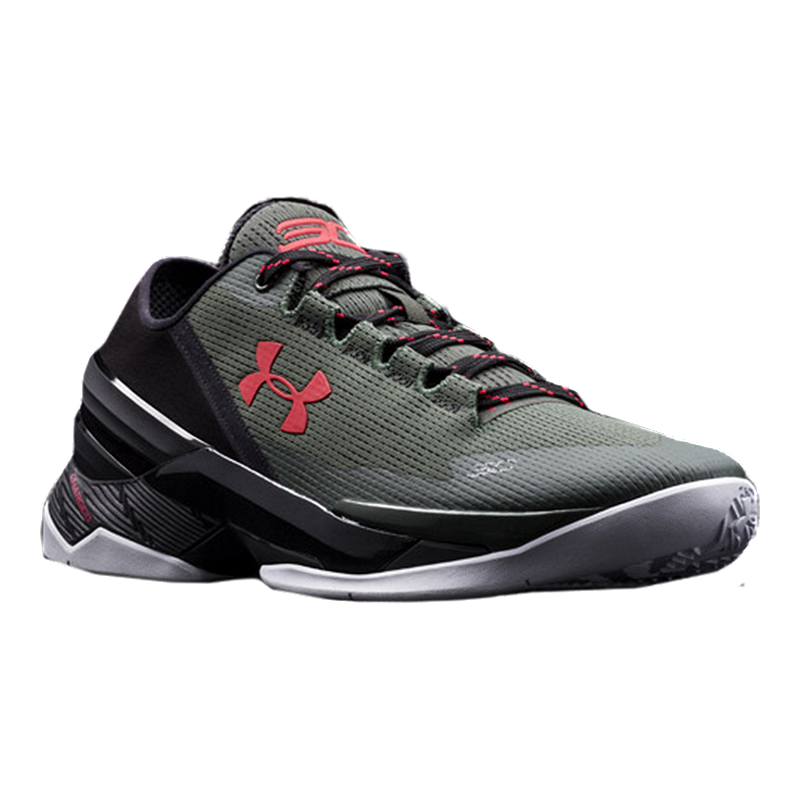 24b9d15176f3 Under Armour Kids  Curry 2 Low Grade School Basketball Shoes - Hook ...
