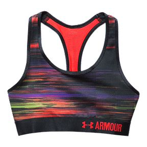 71a04c4948 Under Armour Girls  Novelty Armour Sports Bra