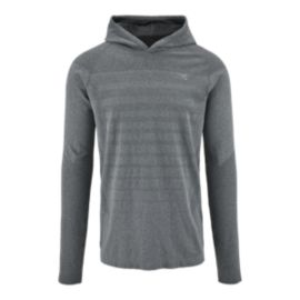 Diadora Run Seamless Hooded Men's Long Sleeve Top