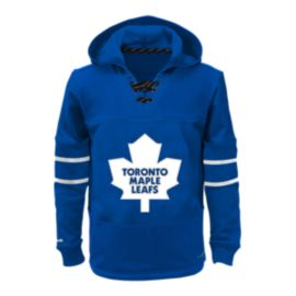 Toronto Maple Leafs Offside Lace Child Hoodie