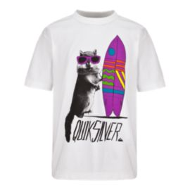 Quiksilver Boys' Chips T Shirt