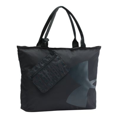 Under Armour Women's Big Logo Tote - Black