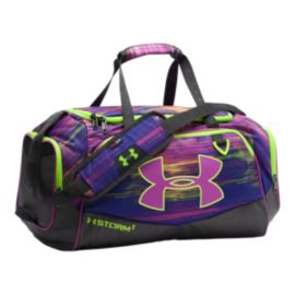 Under Armour Undeniable II Medium Duffel Bag - Purple