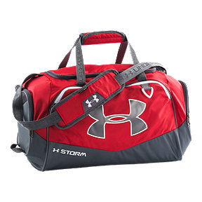 Under Armour Undeniable II Duffel Bag - Red