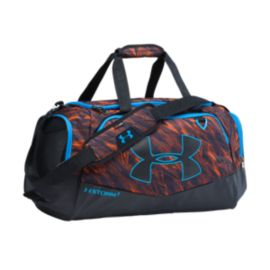 Under Armour Undeniable II Medium Duffel Bag - Black