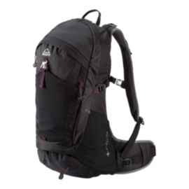 McKINLEY Women's Lynx Pack - Black/Prune