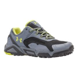 Under Armour Glenrock Low Men's Multi-Sport Shoes - Grey/Black