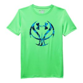 Under Armour Basketball Icon Kids' T Shirt