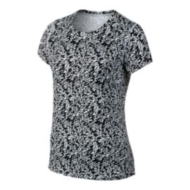 Nike V-Neck Legend Veneer Women's Short Sleeve Tee