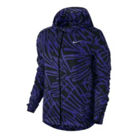 Nike Impossibly Light Palm All-Over Print Women's Jacket
