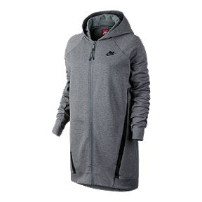 Clearance. Nike Sportswear Tech Fleece Cocoon Mesh Women s Jacket d20160582