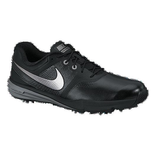 58d7079a1654 Nike Men s Lunar Command Golf Shoes - Black