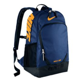 Nike Team TRG Max Air Graphic Large Backpack - Navy