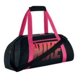 Nike Women's Gym Club Duffel Bag - Black