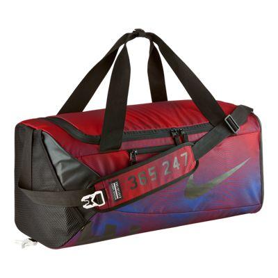 Nike Alpha Adapt Graphic Medium Duffel Bag - Red