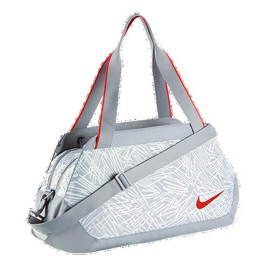 7096d56036 Nike Legend Club Women s Duffel Bag - White