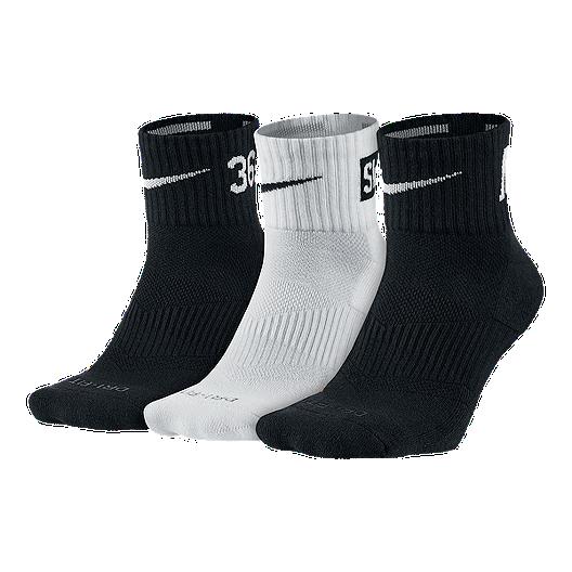 c59e15530a91 Nike Dri-FIT™ 365 247 Men s Quarter-Socks-3 Pack