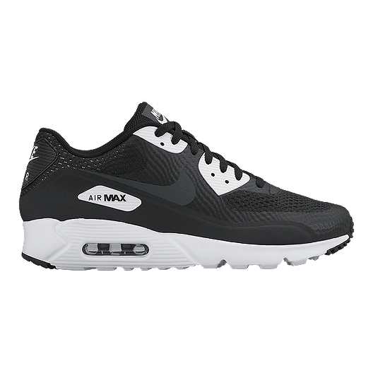 brand new 460dc deb0b Nike Men s Air Max 90 Essential Ultra Casual Shoes - Black White   Sport  Chek