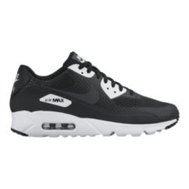 Nike Men's Air Max 90 Essential Ultra Casual Shoes - Black/White