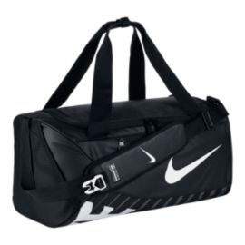 Nike Alpha Adapt Small Duffel - Black