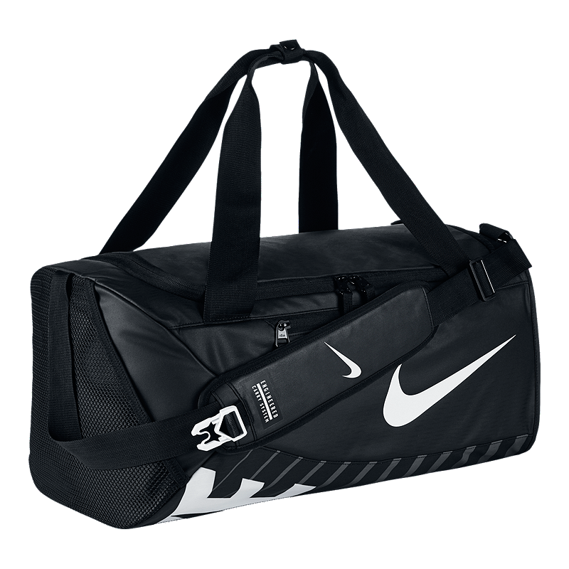 Nike Alpha Adapt Small Duffel - Black  bb3260cbdb