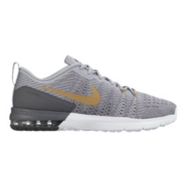 Nike Men's Air Max Typha TR 2 Training Shoes - Grey/White