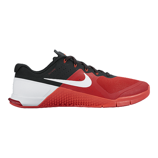 best cheap 03df9 7842b Nike Men s Metcon 2 Training Shoes - Red White Black   Sport Chek