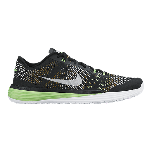 save off d68ad 59773 Nike Men s Lunar Caldra TR Training Shoes - Black White   Sport Chek