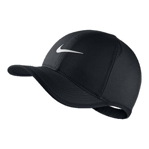 37381f3a Nike FeatherLight Adjustable Kids' Cap - 010 - BLACK
