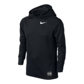 Nike Elite Hooded Shooter Kids' Basketball Shirt