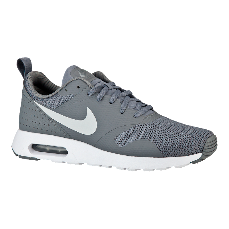 Nike Men s Air Max Tavas Shoes - Cool Grey  8719bd3ad16