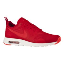 Nike Men's Air Max Tavas Shoes - Red/White