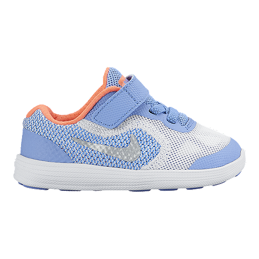 a68c0ff2c0528 Nike Revolution 3 Girls  Toddler Running Shoes