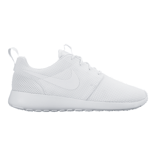 3b5c585666f1 Nike Men s Roshe One Casual Shoes - White