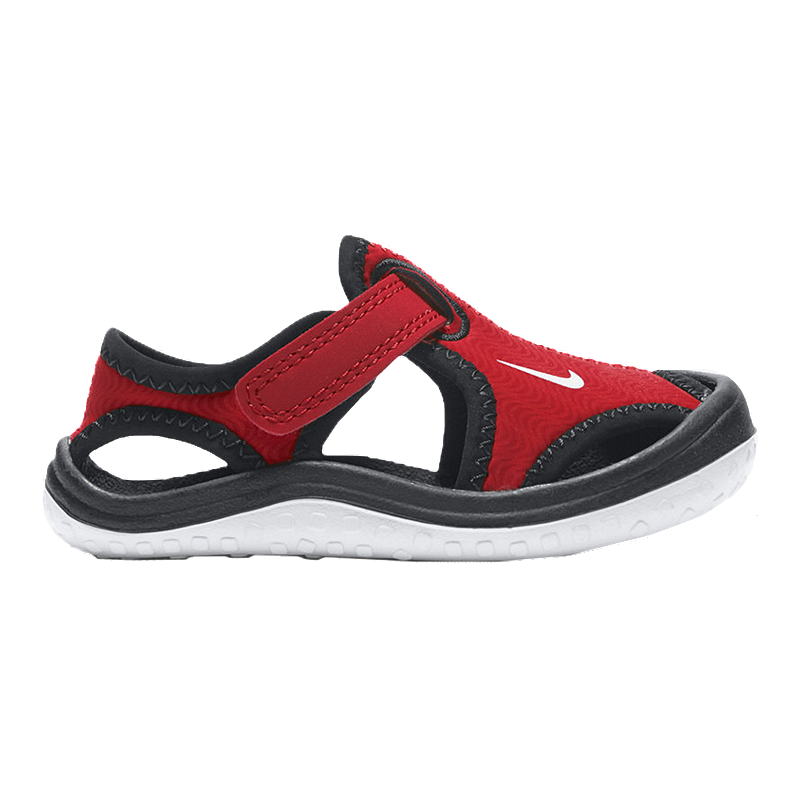 5f3e01ae3 Nike Toddler Sunray Protect Sandals - Red White Black