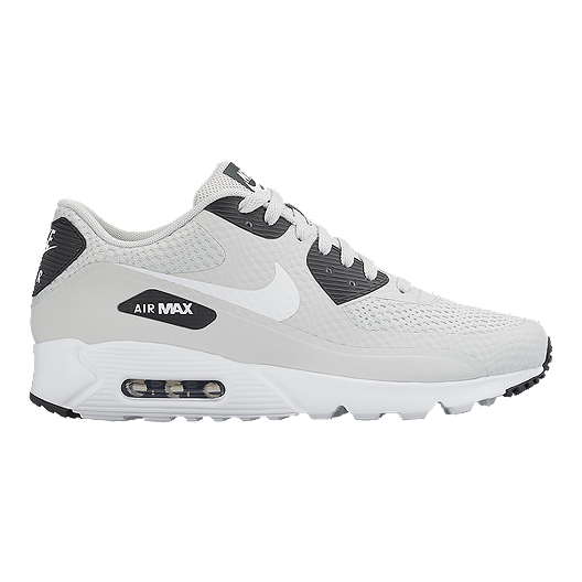 wholesale dealer 1fdc3 b7af3 Nike Men s Air Max 90 Ultra Essential Casual Shoes - White Black   Sport  Chek