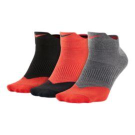 Nike Dri-Fit Men's Lightweight Lo-Quarter Socks 3 - Pack