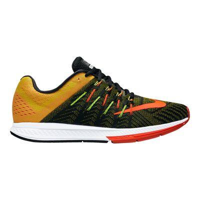 Nike Men's Air Zoom Elite 8 Running Shoes - Orange/Grey