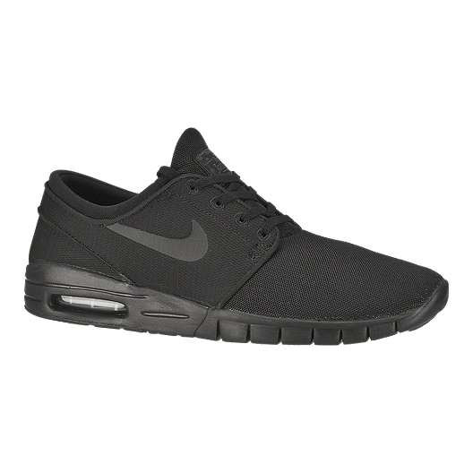 4523d1cce9f4 Nike Men s Janoski Max Skate Shoes - Black