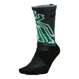 Nike Hyperelite Digital Ink Basketball Men's Crew Socks