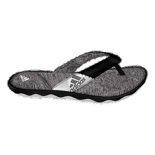 Anyanda Women's Sandals Flex Adidas BlackwhitegreySport Thong W2H9EYDI