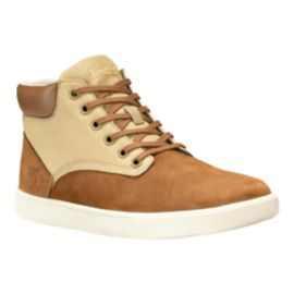 Timberland Men's Groveton Chukka Shoes - Sesame