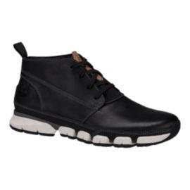 Timberland Men's Wharf District Shoes - Black/White