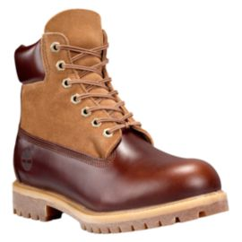 "Timberland Men's Icon 6"" Boots - Brown Tan"