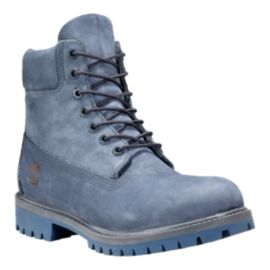 "Timberland Men's Icon 6"" Casual Boots - Blue"