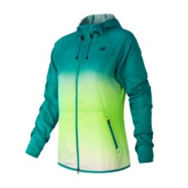 New Balance Run Windcheater Hybrid Women's Jacket