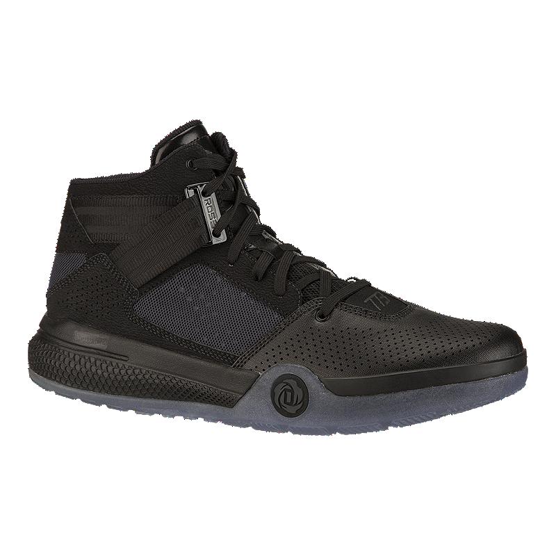 8646ba39dd4 adidas Men s D Rose 773 IV Basketball Shoes - Black