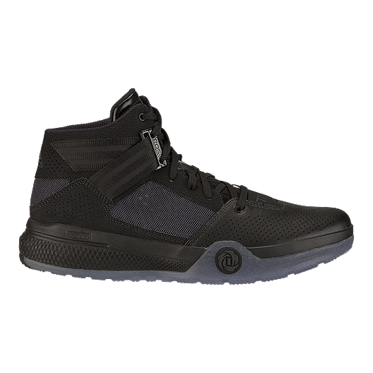 615adbd0bbf21 adidas Men s D Rose 773 IV Basketball Shoes - Black