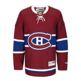 Montreal Canadiens 2015 Premier Red Hockey Jersey