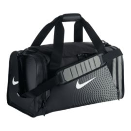 Nike Ultimatum Graphic Small Duffel - Black